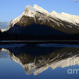 Bob Christopher - Canadian Rockies Mount Rundle 1