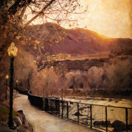 Janice Rae Pariza - Canal Along The Animas River