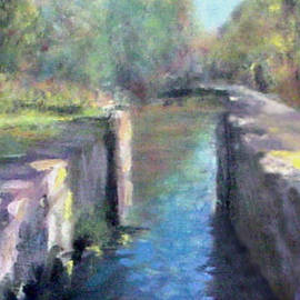 David Zimmerman - Canal and Lock