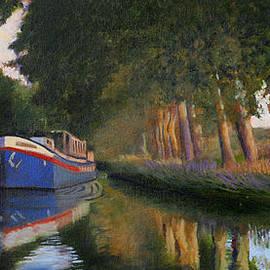 David Zimmerman - canal Du Midi