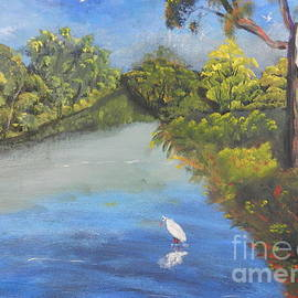 Pamela  Meredith - Canal on the Gold Coast