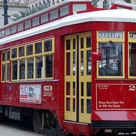 Christopher James - Canal Streetcar NOLA