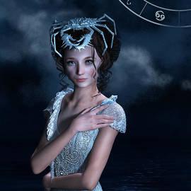 Britta Glodde - Cancer zodiac fantasy