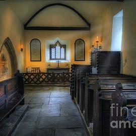 Ian Mitchell - Candle Church