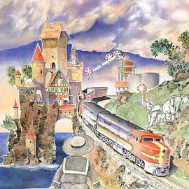 Steve Krueger - Candy Train