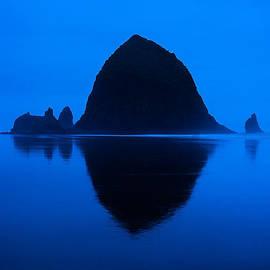 Mark Rogers    - Cannon Beach Blue