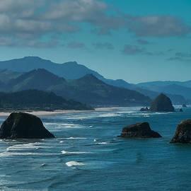 Christopher Fridley - Cannon Beach