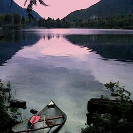 Kathy Bassett - Canoe Day