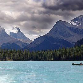 Janet Ashworth - Canoeing in Paradise
