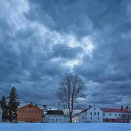 Scott Snyder - Canterbury Shaker Village Winter