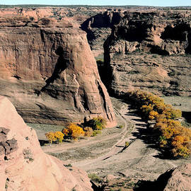 Gordon Beck - Canyon de Chelly Arizona