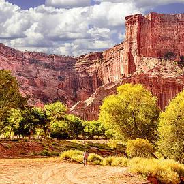 Bob and Nadine Johnston - Canyon De Chelly Navajo Tribal Park
