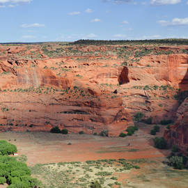 Christine Till - Canyon De Chelly near White House Ruins