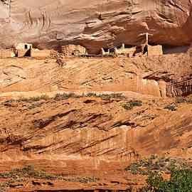 Bob and Nadine Johnston - Canyon DeChelly Pueblo Ruins