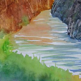 Melanie Harman - Canyon Reflections