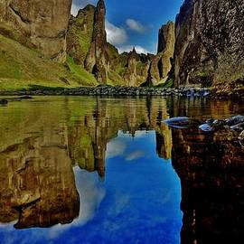 Sarah Pemberton - Canyon Reflections