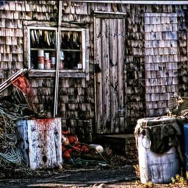Mike Martin - Cape Ann Fishing Shanty