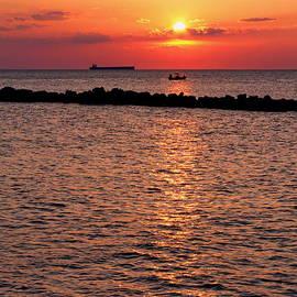 Francie Davis - Cape Charles Town Harbor 2