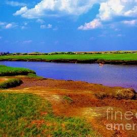 Annie Zeno - Cape Cod Boardwalk View