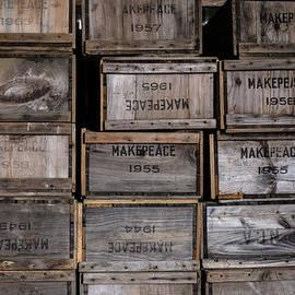 Andrew Pacheco - Cape Cod Cranberry Crates