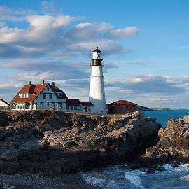 Will Gunadi - Cape Elizabeth Lighthouse
