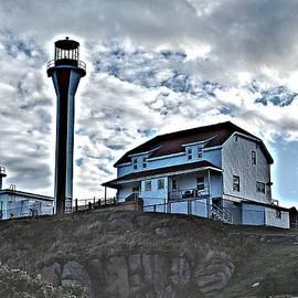 Janet Ashworth - Cape Fourchu Lighthouse