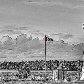 Bruce Wilbur - Cape Mudge Lighthouse