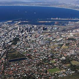Aidan Moran - Cape Town Skyline