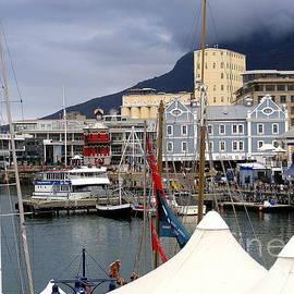 Noa Yerushalmi - Cape Town Port