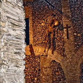 Andy Za - Capela dos Ossos. Chapel of Bones. Evora. Portugal