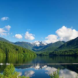 Ken McAllister - Capilano Lake