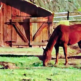 Bob and Nadine Johnston - Capital Reef Farm Horse and Gifford Barn