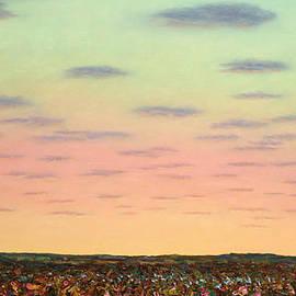 James W Johnson - Caprock Sunrise