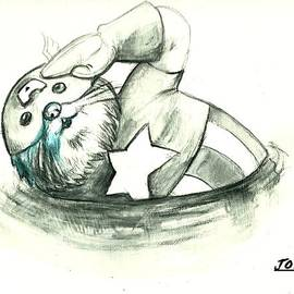Joya - Captain American Otter