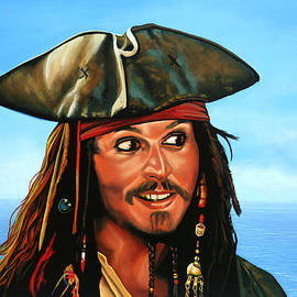 Paul  Meijering - Captain Jack Sparrow