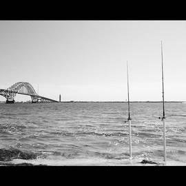 Melissa Child - Captree fishing