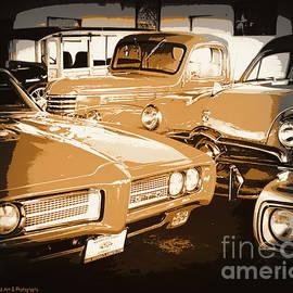 Bobbee Rickard - Car Collection Series 4