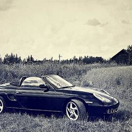 Carol  Lux Photography - The 2002 Porsche Boxster S Car