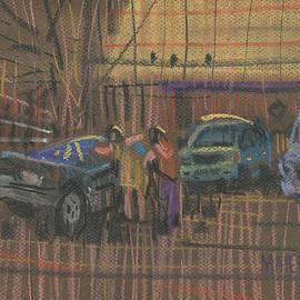 Donald Maier - Car Shopping