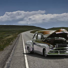 Randall Nyhof - Car Trouble on the Road