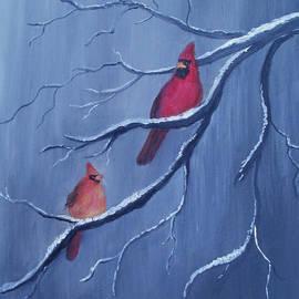 Glenda Barrett - Cardinals
