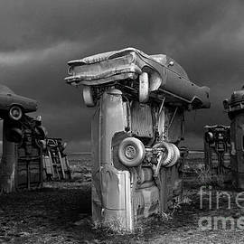 Bob Christopher - Carhenge 5