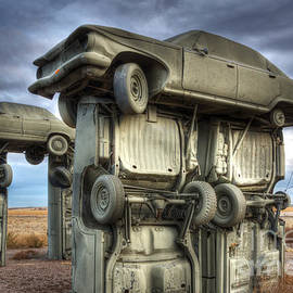 Bob Christopher - Carhenge Automobile Art 2