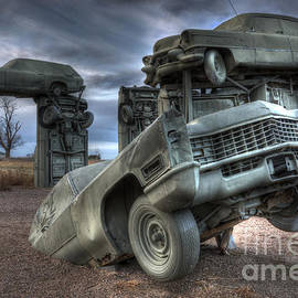 Bob Christopher - Carhenge Automobile Art 5