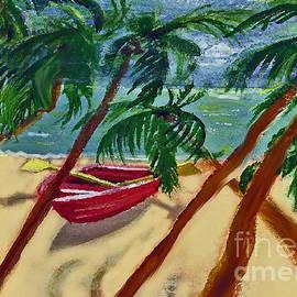 Cecily Mitchell - Caribbean Shore