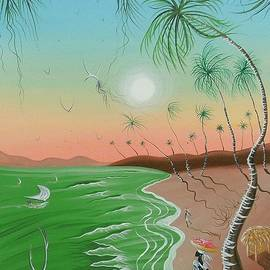 Jose Guerrido jr - Caribe Sun Down