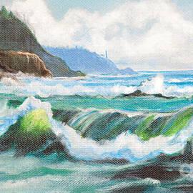 Bob and Nadine Johnston - Carmel By the Sea California Coastline
