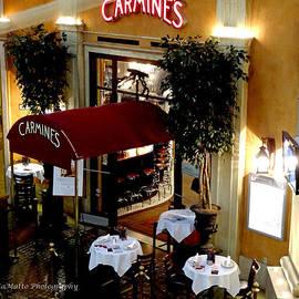 Charles A LaMatto - Carmines Atlantic City Tropicana Casino