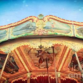 Colleen Kammerer - Carnival Carousel Top
