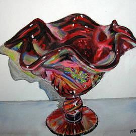 Mike Benton - Carnival Glass